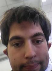 Norbert Amberger, 25, Hungary, Sopron