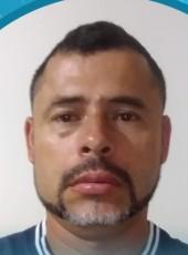 Jose Mesias, 44, Colombia, Medellin
