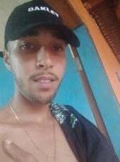 Pedro, 21, Brazil, Loanda