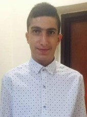 sharbel khourieh, 23, Israel, Qiryat Ata