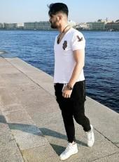 Farukh, 27, Russia, Saint Petersburg