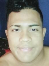Jefferson, 18, Panama, Panama