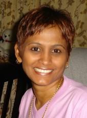 Lynn Bridgelal, 45, Trinidad and Tobago, Chaguanas