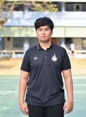 ธนากร, 19, Thailand, Hat Yai