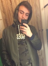 Aleksandr, 23, Russia, Moscow