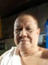 Boy Verzosa, 72, Philippines, San Miguel