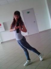 Yulianna, 19, Russia, Krivosheino