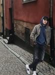 Margulan, 20  , Stockholm