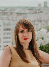 Nataliya, 46, Russia, Kirov (Kirov)