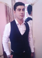 Ferid, 28, Azerbaijan, Salyan