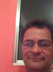 Ademir Martins, 54, Brazil, Sao Paulo