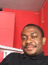 Adolphus, 31, Liberia, Monrovia