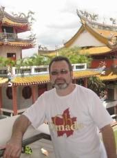 Howard Wilson, 53, Italy, Turin