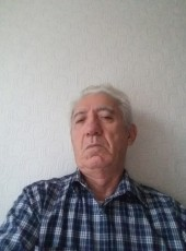 Magomed, 70, Netherlands, Enschede