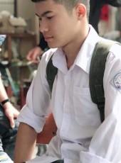 Phong, 19, China, Hong Kong