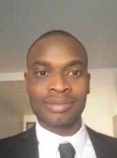 Coulibaly, 26, France, La Defense