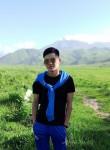 Ulan Nurlanov, 19, Bishkek