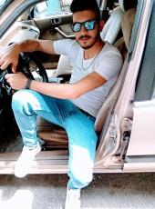 Samir Zrayka, 23, Syria, Tallkalakh
