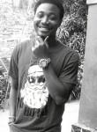Elijah Ndoko, 24  , Freetown