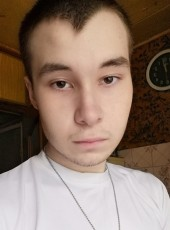 Nikolay, 19, Russia, Moscow