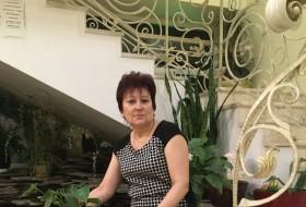 galina, 57 - Just Me