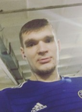 Andrey Ledkov, 29, Russia, Perm