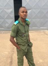 Benz Bekule, 28, Congo, Kinshasa