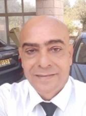 Naser, 50, Palestine, East Jerusalem