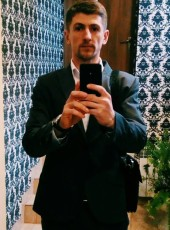 Vasiliy, 32, Ukraine, Tyachiv