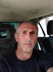 Sako Vartanian, 50, Abkhazia, Sokhumi