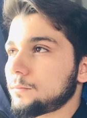 Fatih, 21, Turkey, Canakkale