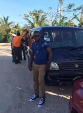 Georges, 25, Bahamas, Nassau