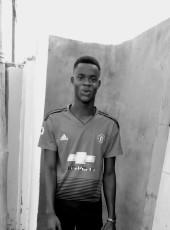 kobby Wilson, 21, Ghana, Achiaman