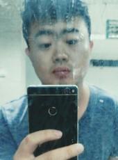 洗澡开大门, 24, China, Xi an