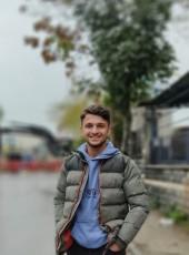 Özcan, 20, Turkey, Istanbul