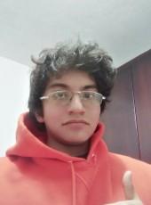 David, 20, Mexico, Iztacalco
