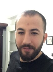 burak  gediz, 30, Turkey, Istanbul
