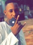 OG Moussa, 20, Bamako