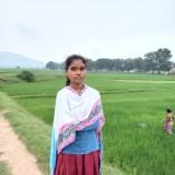 Santoshi Oraon, 18  , Ranchi