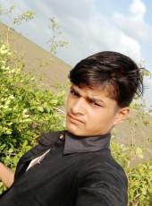 Gajraj kushwah, 18, India, Bhopal