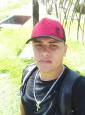 Rafael Oliveira, 18, Brazil, Camacari