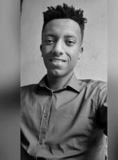 Amooni, 23, Ethiopia, Addis Ababa