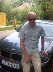 Vilmos, 64, Hungary, Debrecen