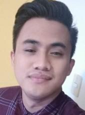 Eboy, 24, Philippines, Manila