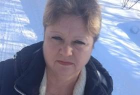 Lyudmila, 58 - Just Me