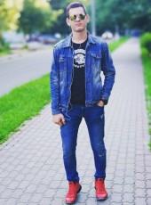 Malik, 23, Russia, Moscow