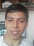 Andrés Fernando , 18  , Bogota