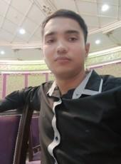 Abbos, 22, Uzbekistan, Bukhara
