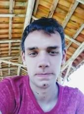 Anderson, 21, Brazil, Uniao da Vitoria