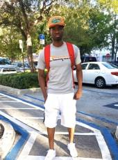 Joseph, 26, United States of America, Miami